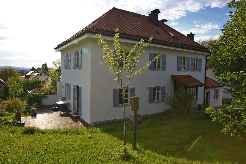 Das Seminarhaus im Blauen Land