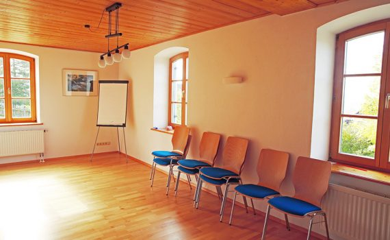 Seminarraum seite