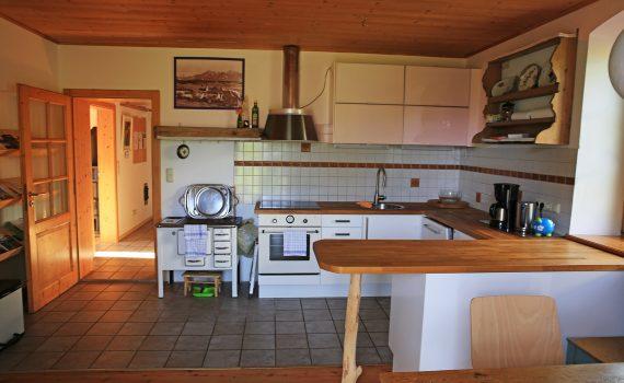 Wohnküche Küchen Fokus